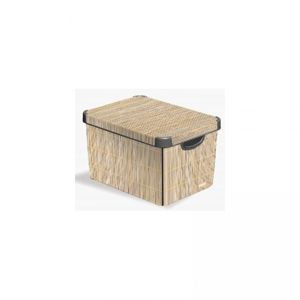 CURVER DECO Bamboo 32336 Box - S