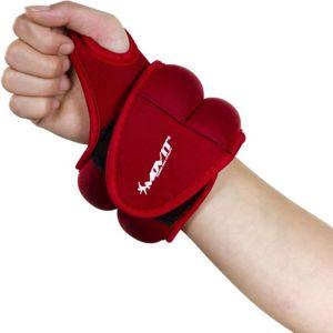 Movit 33074 Neoprenová kondiční zátěž 1,5 kg, červená