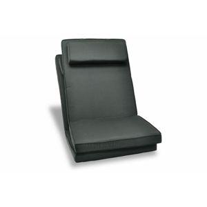 Divero 40752 Sada 2x polstrování na židli - antracit
