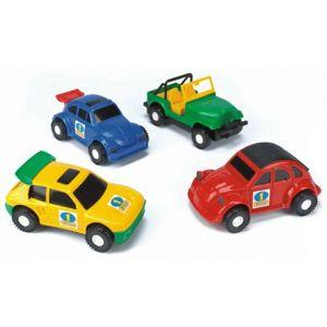 TREFL-Color Cars 2 auta 36502 48 dílků