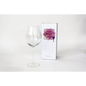Giftrepublic Obří sklenice na víno 750 ml