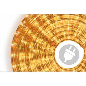 Nexos 1056 Světelný kabel 10 m - žlutá, 360 minižárovek