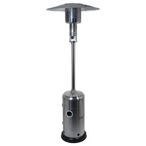 Cattara Plynový zářič SILVER s regulátorem