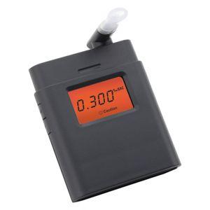 Digitální dechový alkohol tester - černý