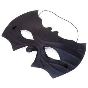 Maska černého netopýra