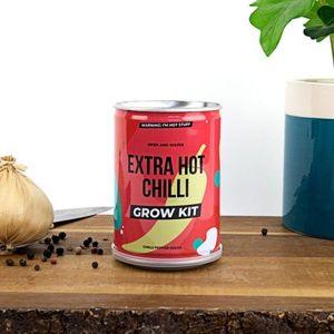 Grow Tin - plechovka pekelného chilli