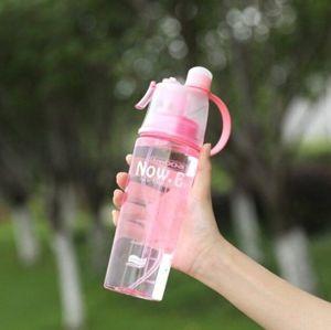 Osvěžující láhev - Růžová